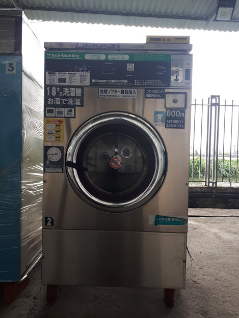 Máy giặt công nghiệp hiệu Dexter 18Kg