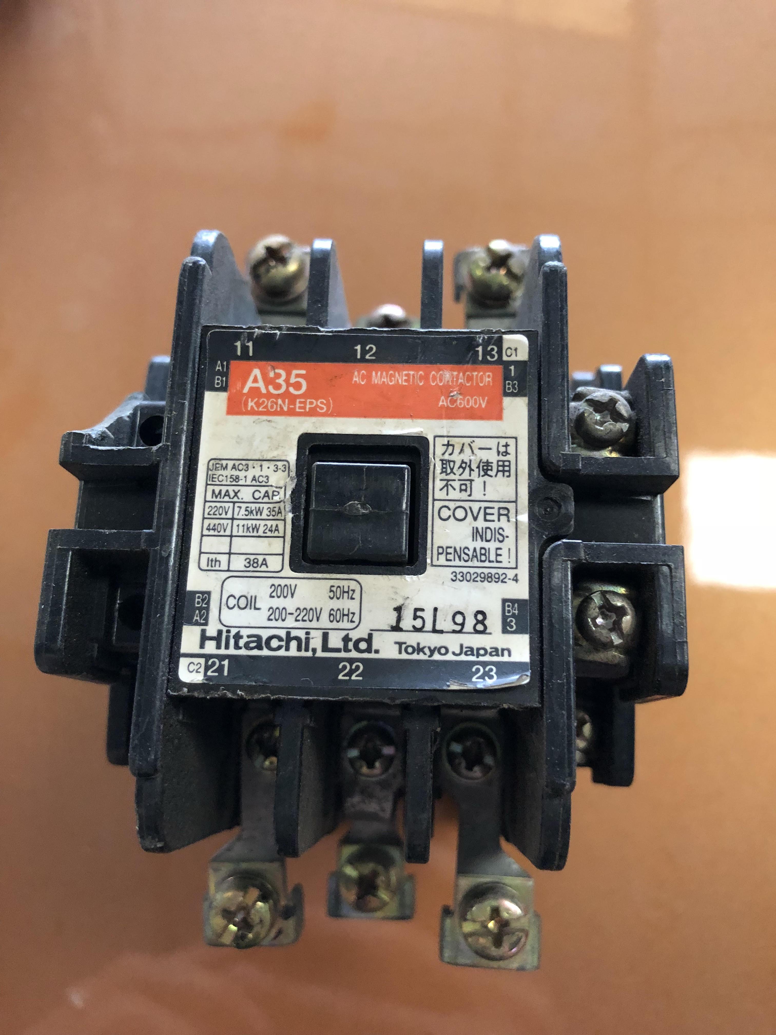 Khởi động từ - Contactor 30 - 35A
