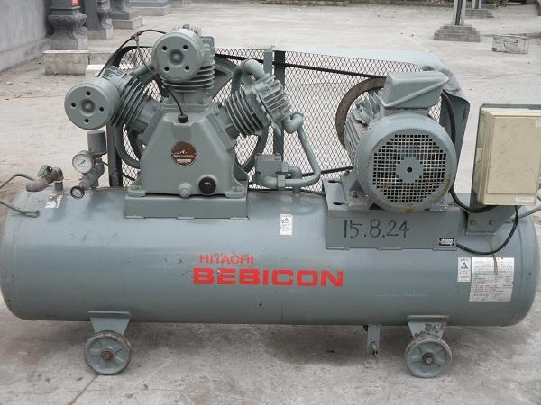 Máy nén khí Hitachi cũ 11kw
