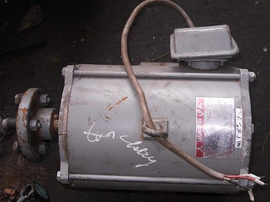 Động cơ điện Mitsubishi 3.7Kw