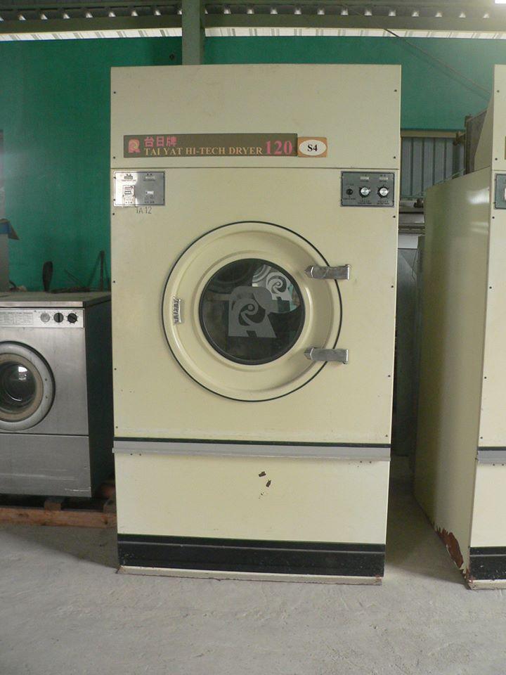 Máy giặt công nghiệp  TAI YAT HI-TECH DRYER