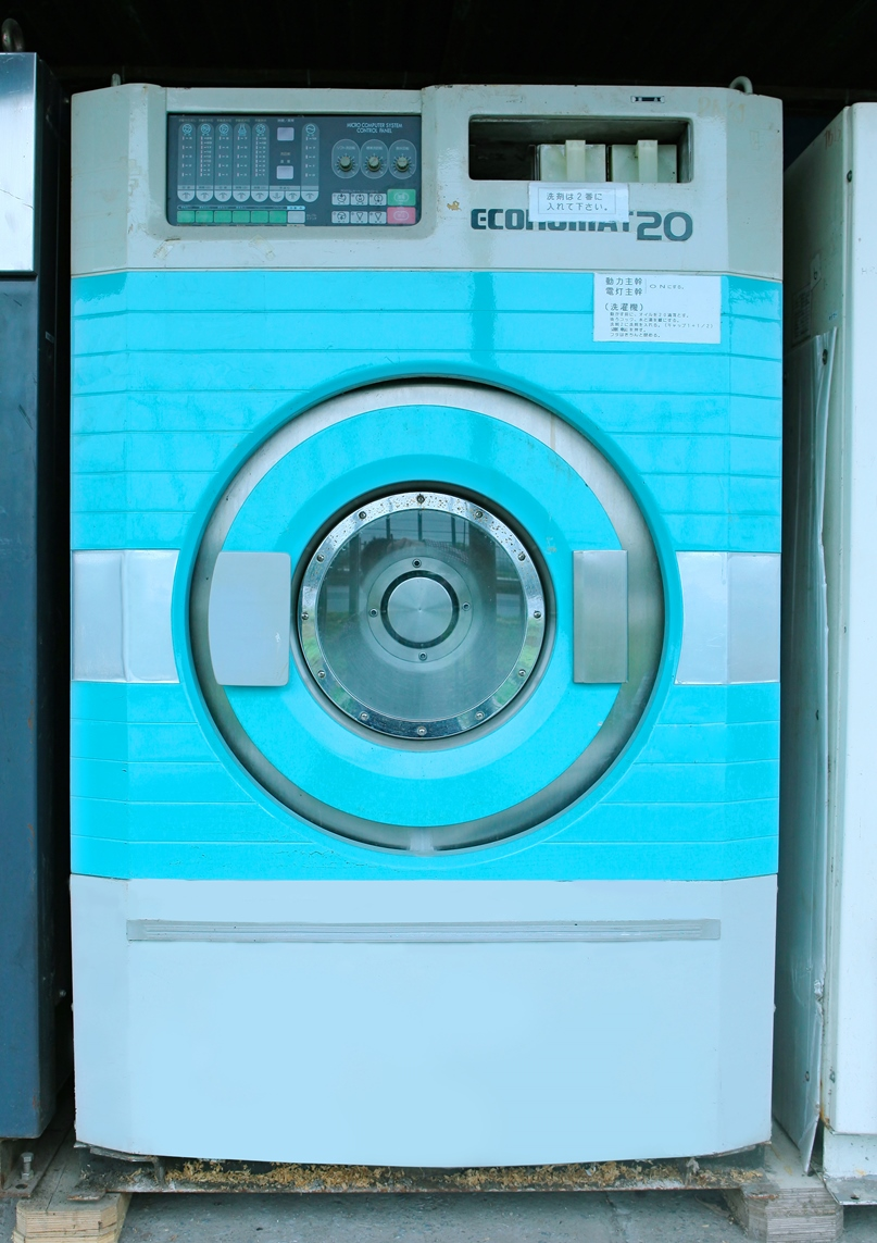 Máy giặt vắt Asahi - ECONOMAT 20 KG