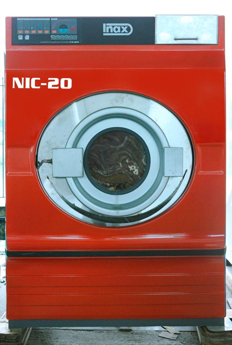 Máy giặt vắt Inax - NIC 20 KG