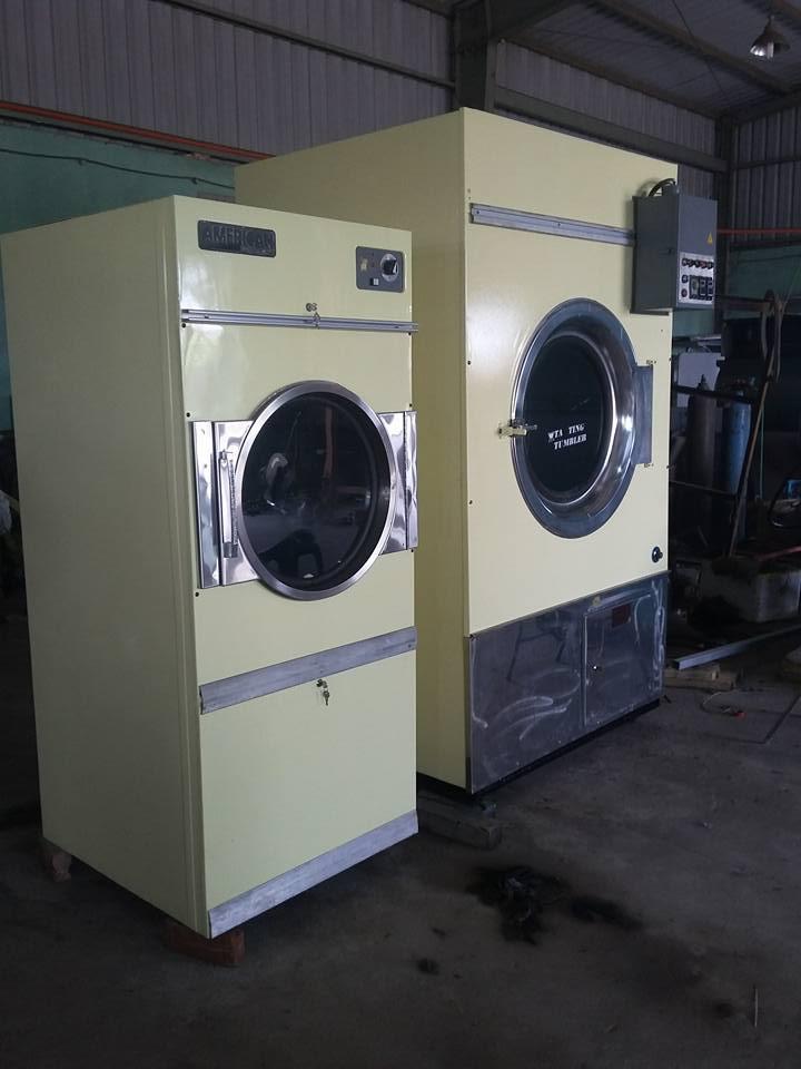Máy sấy công nghiệp loại 18KG - 65KG