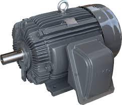 Động cơ điện Teco kiểu chân đế 0.75-45kw /1000 RPM